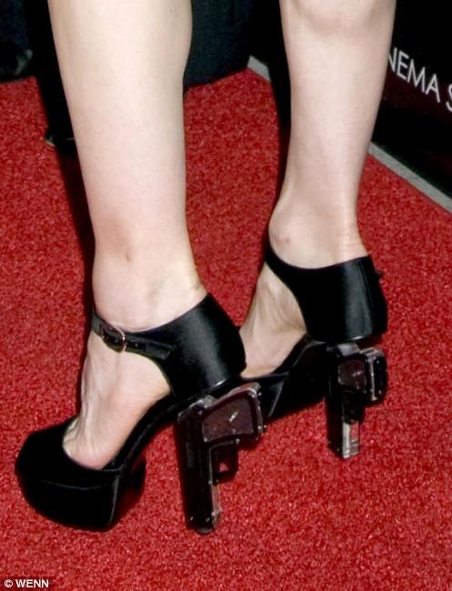 madonna-heels